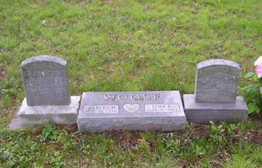 WOOLF, JOHN B. - Branch County, Michigan | JOHN B. WOOLF - Michigan Gravestone Photos