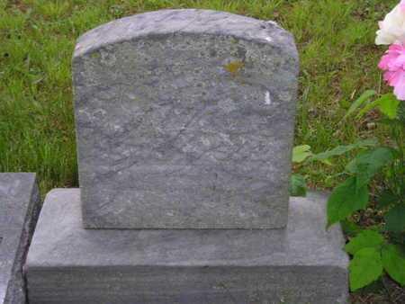 WOOLF(CLOSEUP), JOHN B. - Branch County, Michigan | JOHN B. WOOLF(CLOSEUP) - Michigan Gravestone Photos
