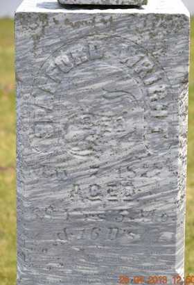 WRIGHT, SPAFFORD(CLOSEUP) - Branch County, Michigan | SPAFFORD(CLOSEUP) WRIGHT - Michigan Gravestone Photos