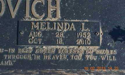YANKOVICH, MELINDA L. - Branch County, Michigan   MELINDA L. YANKOVICH - Michigan Gravestone Photos