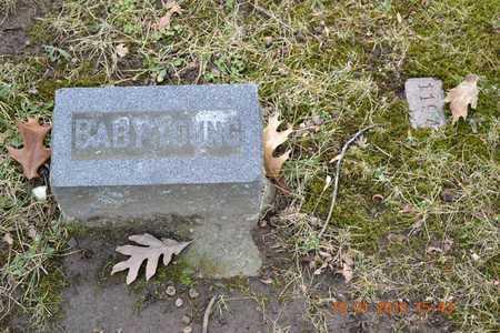 YOUNG, CARL - Branch County, Michigan | CARL YOUNG - Michigan Gravestone Photos