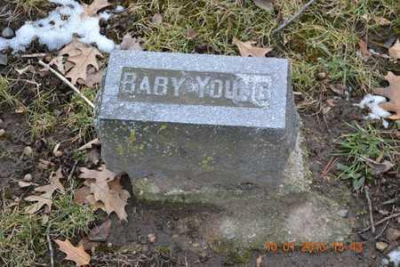 YOUNG, HILDA - Branch County, Michigan | HILDA YOUNG - Michigan Gravestone Photos