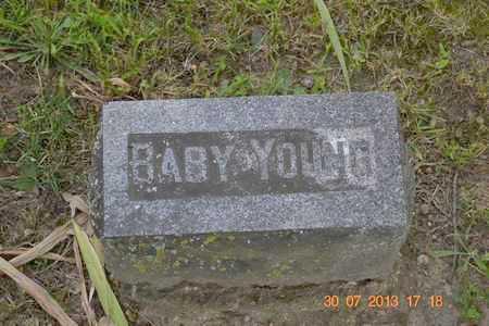 YOUNG, WILLIAM - Branch County, Michigan | WILLIAM YOUNG - Michigan Gravestone Photos