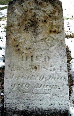 ADAMS, CLARABELL - Calhoun County, Michigan   CLARABELL ADAMS - Michigan Gravestone Photos