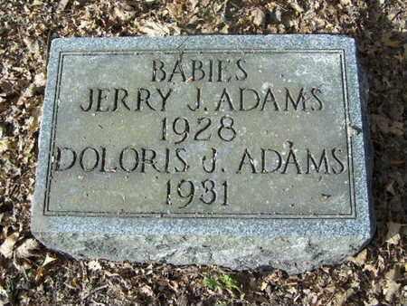 ADAMS, DOLORIS J - Calhoun County, Michigan   DOLORIS J ADAMS - Michigan Gravestone Photos