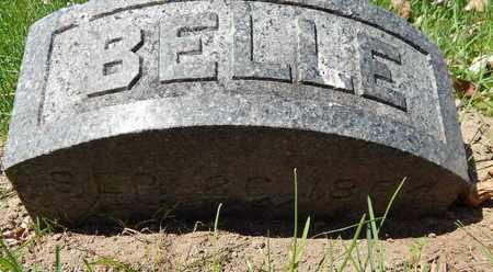 ADAMS, SARAH BELLE - Calhoun County, Michigan | SARAH BELLE ADAMS - Michigan Gravestone Photos