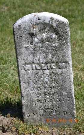 ADAMS, WILLIE M. - Calhoun County, Michigan | WILLIE M. ADAMS - Michigan Gravestone Photos
