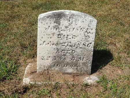 ANDERSON, FRANK - Calhoun County, Michigan   FRANK ANDERSON - Michigan Gravestone Photos