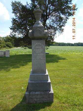 AREY, FAMILY - Calhoun County, Michigan | FAMILY AREY - Michigan Gravestone Photos