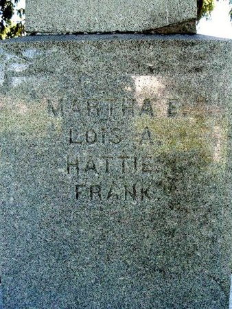 ATWOOD, MARTHA E. - Calhoun County, Michigan | MARTHA E. ATWOOD - Michigan Gravestone Photos