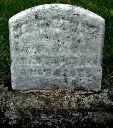BABCOCK, JOSEPH - Calhoun County, Michigan | JOSEPH BABCOCK - Michigan Gravestone Photos