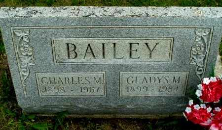 BAILEY, GLADYS M - Calhoun County, Michigan | GLADYS M BAILEY - Michigan Gravestone Photos