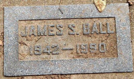 BALL, JAMES S - Calhoun County, Michigan | JAMES S BALL - Michigan Gravestone Photos