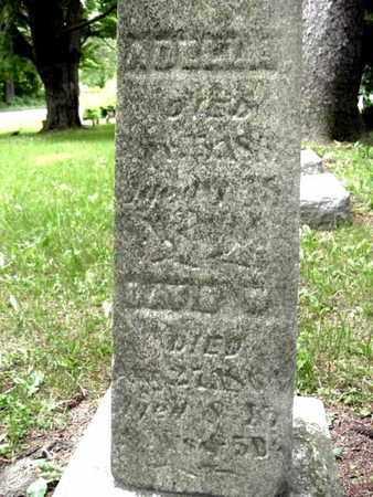 BARRINGTON, ADELLA - Calhoun County, Michigan | ADELLA BARRINGTON - Michigan Gravestone Photos