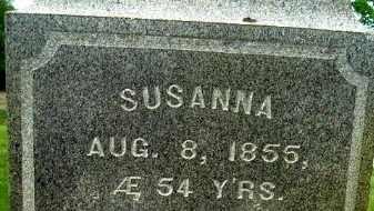 BEADLE, SUSANNA - Calhoun County, Michigan   SUSANNA BEADLE - Michigan Gravestone Photos