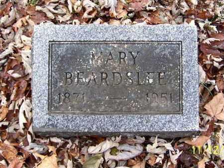BEARDSLEE, MARY A - Calhoun County, Michigan | MARY A BEARDSLEE - Michigan Gravestone Photos