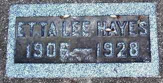 BECKETT, ETTA - Calhoun County, Michigan | ETTA BECKETT - Michigan Gravestone Photos