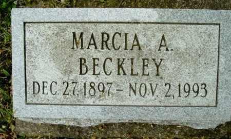 BECKLEY, MARCIA A - Calhoun County, Michigan   MARCIA A BECKLEY - Michigan Gravestone Photos