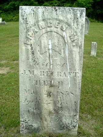 BECRAFT, FRANCES - Calhoun County, Michigan | FRANCES BECRAFT - Michigan Gravestone Photos