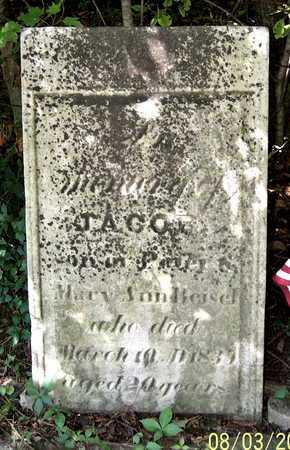 BEISEL, JACOB - Calhoun County, Michigan | JACOB BEISEL - Michigan Gravestone Photos