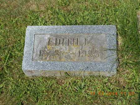 BENHAM, EDITH L. - Calhoun County, Michigan | EDITH L. BENHAM - Michigan Gravestone Photos