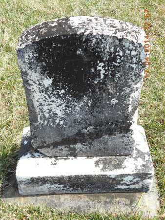 BENHAM, LEWIS - Calhoun County, Michigan   LEWIS BENHAM - Michigan Gravestone Photos