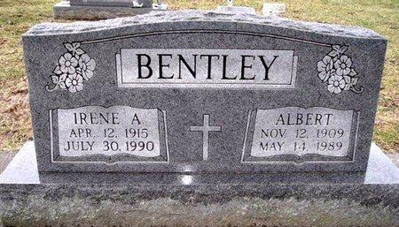 BENTLEY, ALBERT - Calhoun County, Michigan | ALBERT BENTLEY - Michigan Gravestone Photos