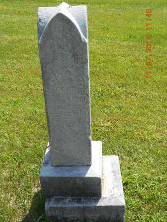 BENTLEY, MARILLA - Calhoun County, Michigan   MARILLA BENTLEY - Michigan Gravestone Photos