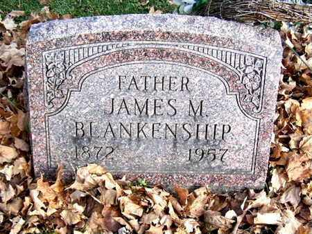 BLANKENSHIP, JAMES M - Calhoun County, Michigan | JAMES M BLANKENSHIP - Michigan Gravestone Photos