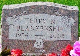 BLANKENSHIP, TERRY - Calhoun County, Michigan | TERRY BLANKENSHIP - Michigan Gravestone Photos
