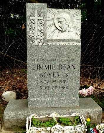 BOYER, JIMMIE D. JR. - Calhoun County, Michigan | JIMMIE D. JR. BOYER - Michigan Gravestone Photos