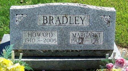 BRADLEY, HOWARD - Calhoun County, Michigan | HOWARD BRADLEY - Michigan Gravestone Photos