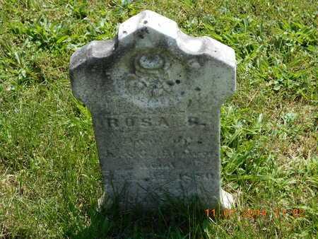 BREWER, ROSA R. - Calhoun County, Michigan | ROSA R. BREWER - Michigan Gravestone Photos