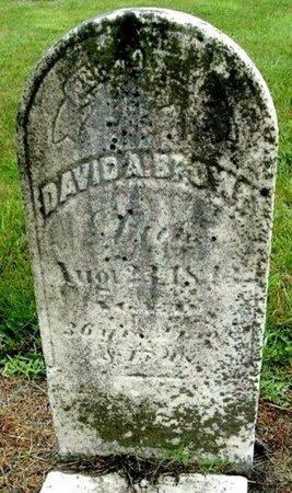 BROWN, DAVID - Calhoun County, Michigan | DAVID BROWN - Michigan Gravestone Photos
