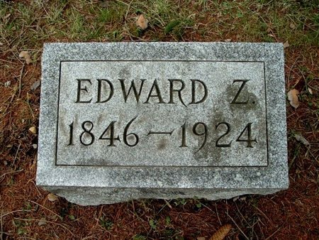 BROWN, EDWARD Z. - Calhoun County, Michigan | EDWARD Z. BROWN - Michigan Gravestone Photos