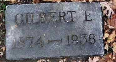 BROWN, GILBERT E - Calhoun County, Michigan | GILBERT E BROWN - Michigan Gravestone Photos