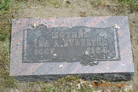 BROWN, IDA AGNES - Calhoun County, Michigan | IDA AGNES BROWN - Michigan Gravestone Photos