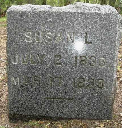 BROWN, SUSAN - Calhoun County, Michigan | SUSAN BROWN - Michigan Gravestone Photos