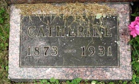 BURGETT, CATHERINE - Calhoun County, Michigan   CATHERINE BURGETT - Michigan Gravestone Photos
