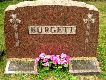 BURGETT, PETER - Calhoun County, Michigan | PETER BURGETT - Michigan Gravestone Photos