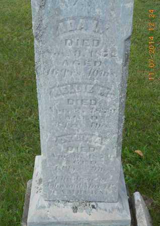CAMBURN, DELIA A. - Calhoun County, Michigan | DELIA A. CAMBURN - Michigan Gravestone Photos