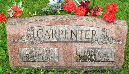 CARPENTER, CARL M - Calhoun County, Michigan | CARL M CARPENTER - Michigan Gravestone Photos