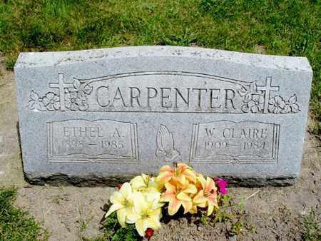 CARPENTER, W. CLAIRE - Calhoun County, Michigan | W. CLAIRE CARPENTER - Michigan Gravestone Photos
