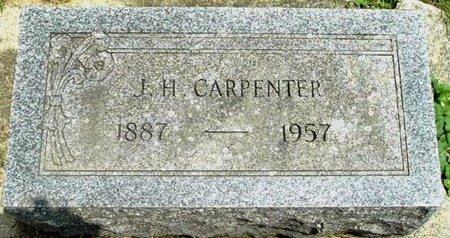 CARPENTER, J. H. - Calhoun County, Michigan | J. H. CARPENTER - Michigan Gravestone Photos