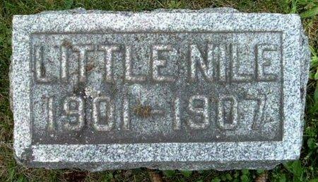 CARPENTER, NILE - Calhoun County, Michigan | NILE CARPENTER - Michigan Gravestone Photos