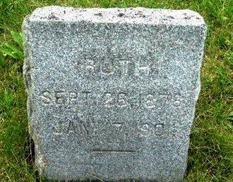 CARPENTER, RUTH - Calhoun County, Michigan | RUTH CARPENTER - Michigan Gravestone Photos