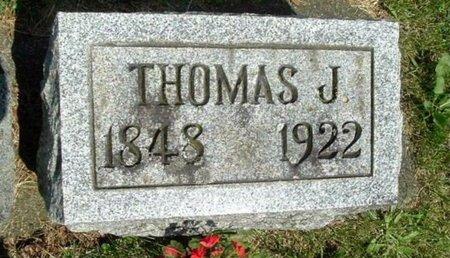 CARPENTER, THOMAS J - Calhoun County, Michigan | THOMAS J CARPENTER - Michigan Gravestone Photos
