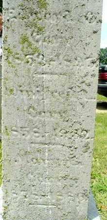 CARR, EDWARD - Calhoun County, Michigan | EDWARD CARR - Michigan Gravestone Photos