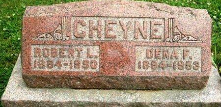 CHEYNE, DENA F - Calhoun County, Michigan | DENA F CHEYNE - Michigan Gravestone Photos