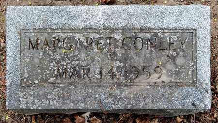 CONLEY, MARGARET - Calhoun County, Michigan   MARGARET CONLEY - Michigan Gravestone Photos